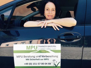 Susanne Charisis, MPU Trainerin Hof
