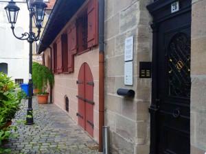 Außenansicht MPU Praxis in Nürnberg
